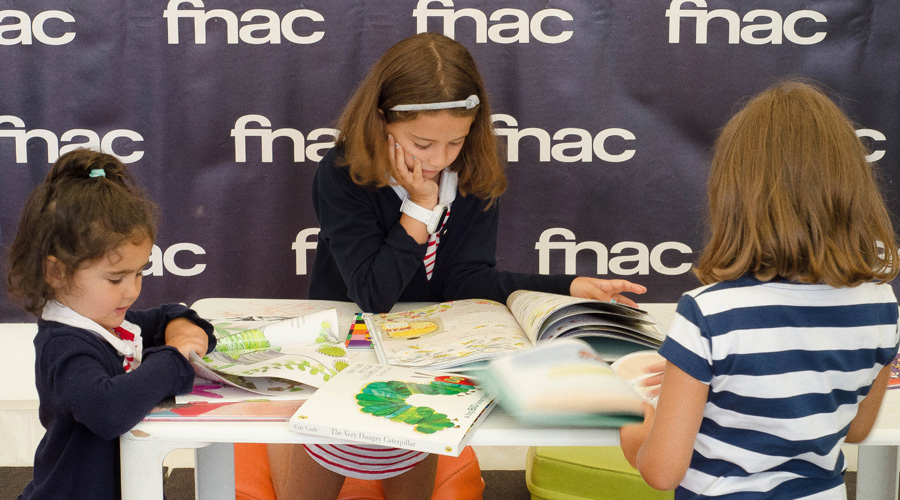 ZONA LECTURA FNAC